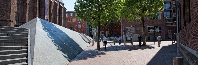 Mariënburgplein; Mariken van Nimweghen